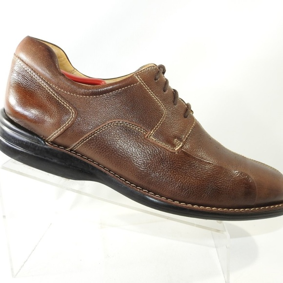 Johnston Murphy Size 3 Brown Oxfords